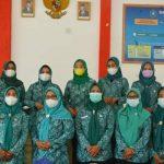 Ketua TP..PKK Lampung Tengah Beri Pembinaaan Kepada TP..PKK se-kabupaten Lamteng