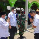 Bupati Lampung Tengah Musa Ahmad Sambut Kedatangan Kakorbinmas Baharkam Polri
