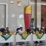 Bupati Lampung Tengah Musa Ahmad Bersama Forkopimda Sepakati Buka Tutup Kegiatan Masyarakat
